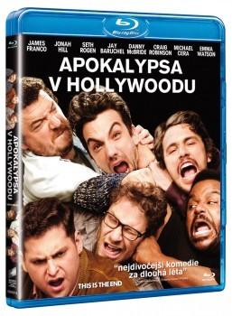 Apokalypsa v Hollywoodu Blu-Ray