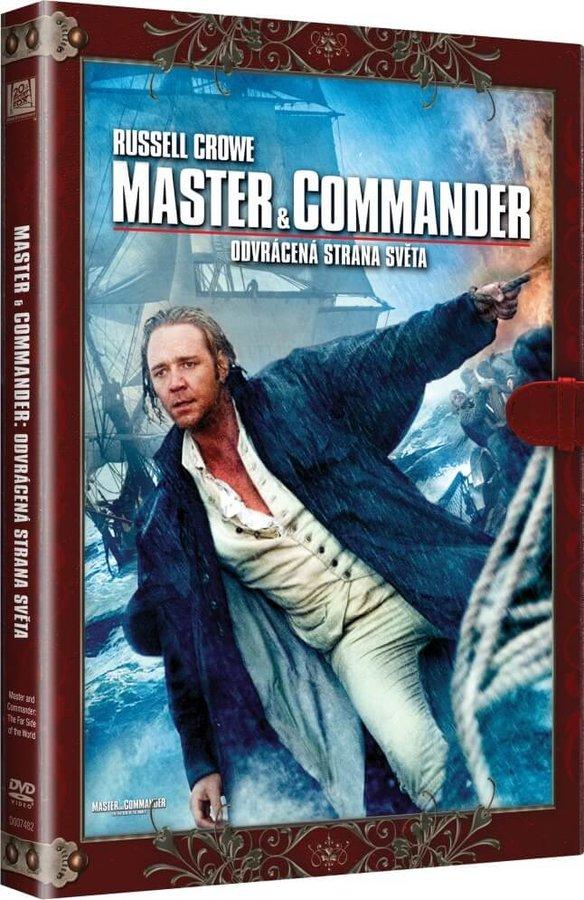 Master & Commander - Odvrácená strana světa DVD