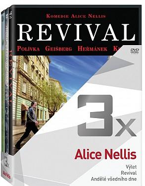 3 x Alice Nellis