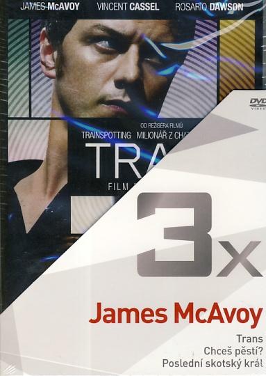 James McAvoy - kolekce