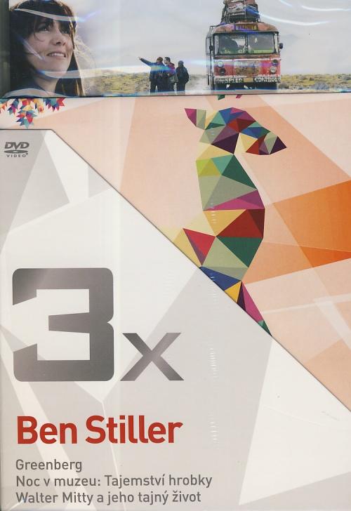 3 x Ben Stiller
