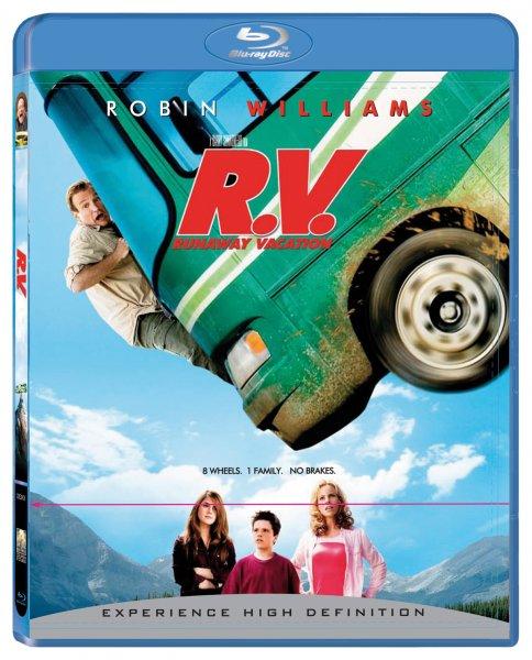 Rodinná dovolená a jiná neštěstí Blu-Ray
