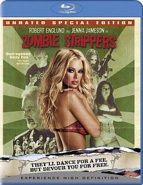 Svůdné zombie Blu-Ray