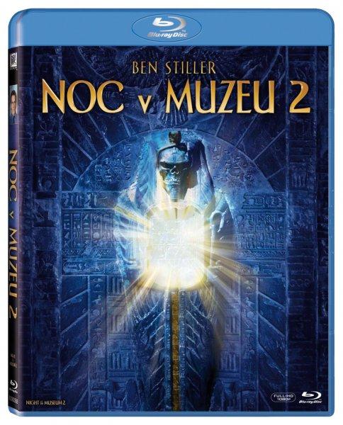 Noc v muzeu 2 Blu-Ray