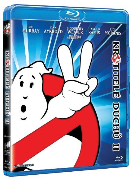 Krotitelé duchů 2 (4k) Blu-Ray