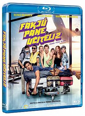 Fakjů pane učiteli 2  Blu-ray