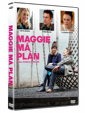 Maggie má plán DVD