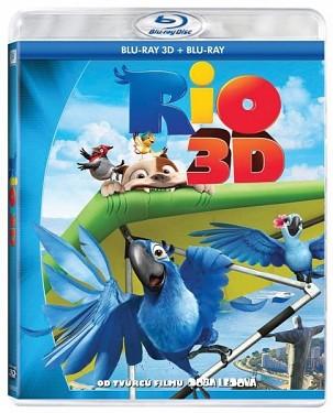 Rio (3D) Blu-Ray
