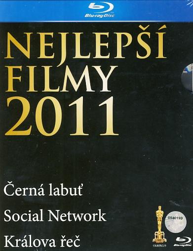 Nejlepší filmy 2011 3Blu-Ray