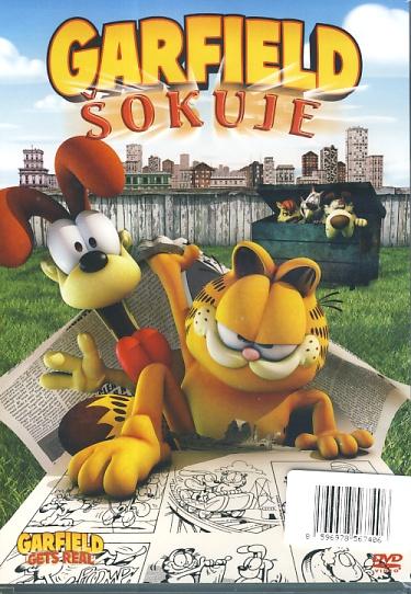 Garfield 1-3