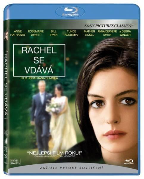Rachel se vdává Blu-Ray