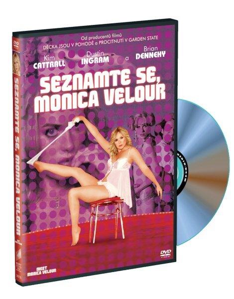Seznamte se, Monica Velour DVD