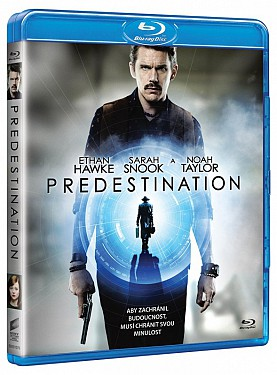 Predestination Blu-Ray