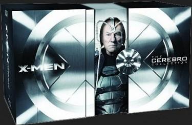 X-Men - Cerebro Doors (kolekce)