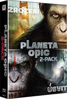 Úsvit planety opic / Zrození planety opic
