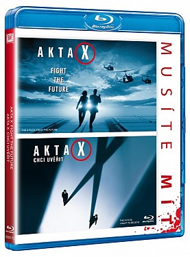 Akta X 1+2