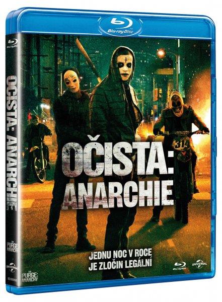 Očista - Anarchie