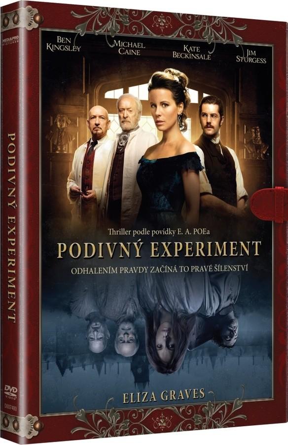 E.A.Poe - Podivný experiment