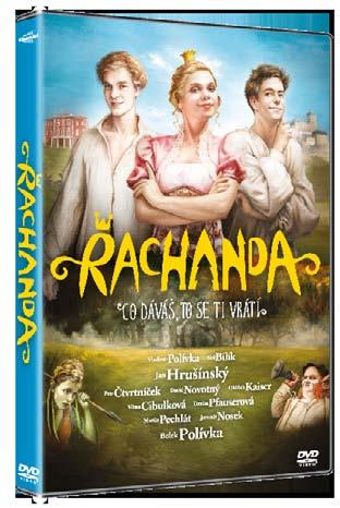 Řachanda DVD