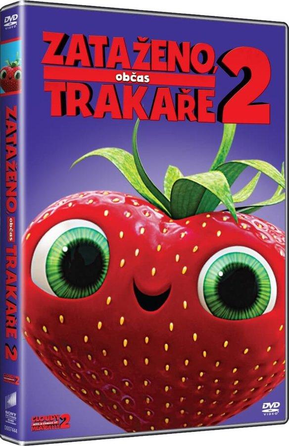 Zataženo, občas trakaře 2 DVD