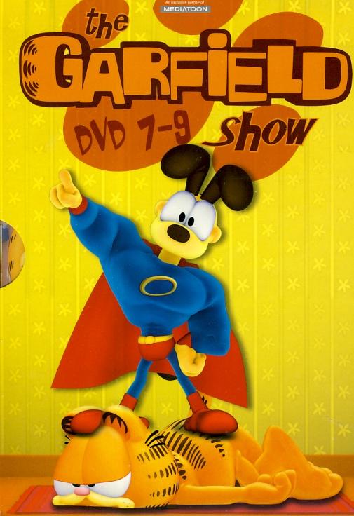 Garfield 7-9