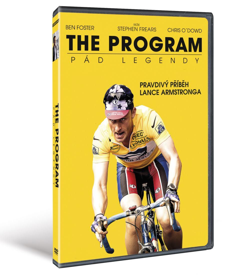 Program: Pád legendy DVD