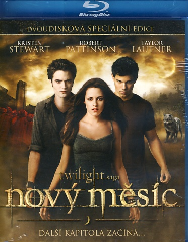 Twilight sága -  Nový měsíc S.E.