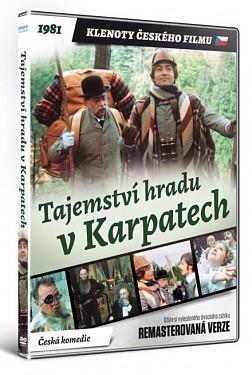 Tajemství hradu v Karpatech