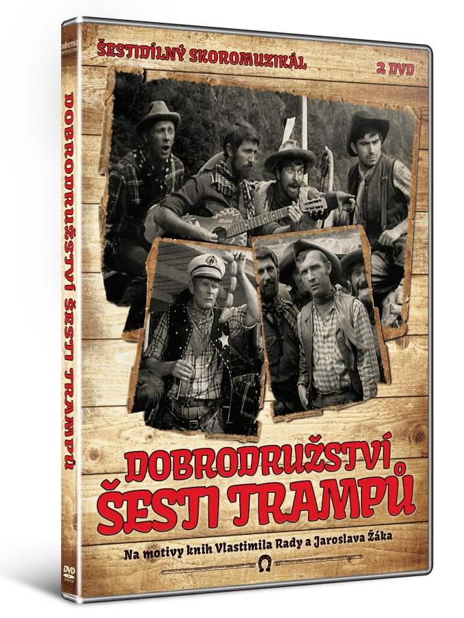 Dobrodružství šesti trampů