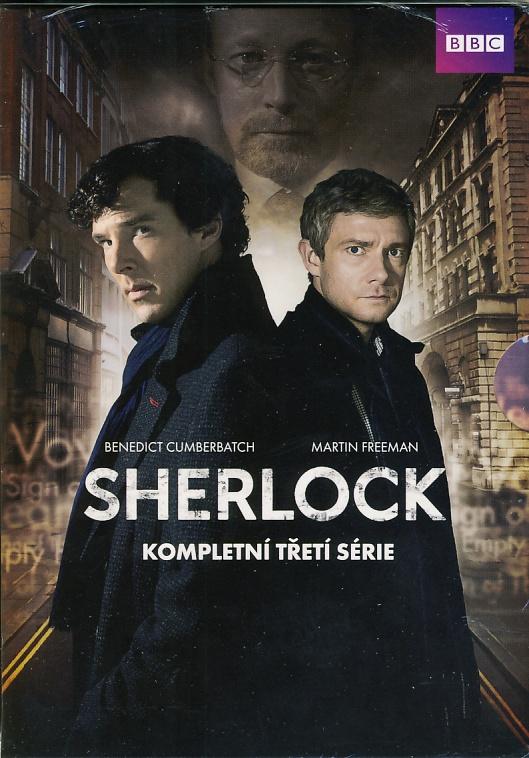 Sherlock - III. série