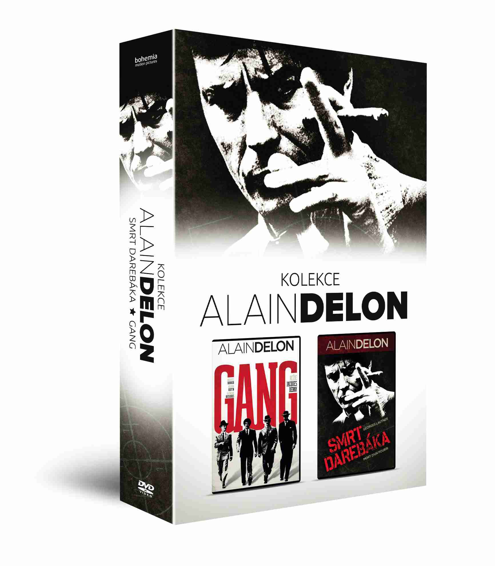 Kolekce Alain Delon