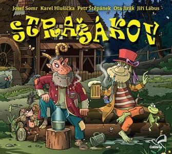 Strašákov (Radek Adamec) CD