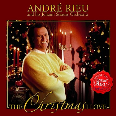 André Rieu - Christmas I Love CD