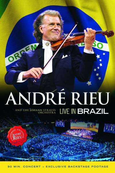 André Rieu - Live In Brazil DVD