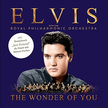 Elvis Presley - Wonder Of You