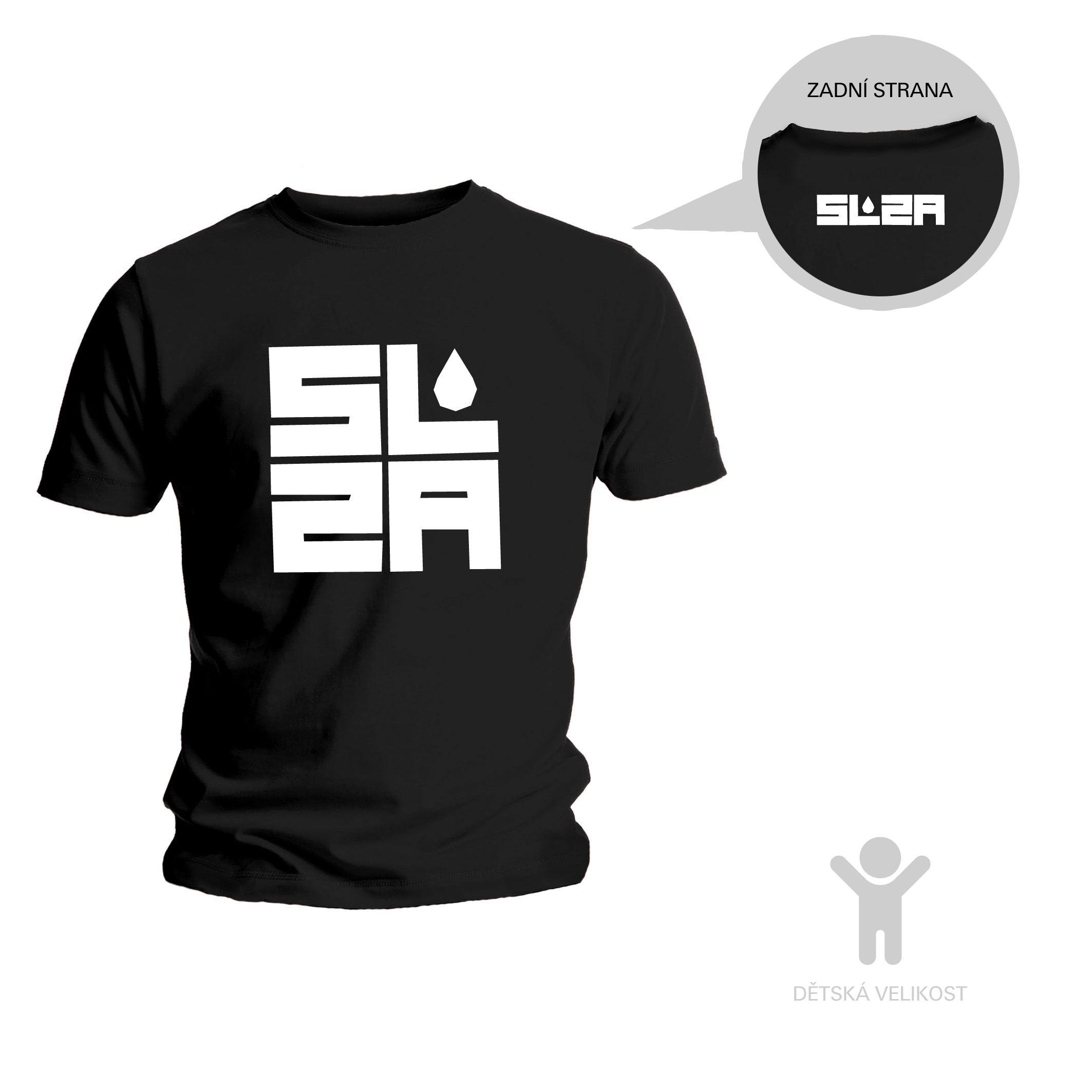 SLZA - Tričko dětské (Logo)
