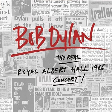 Bob Dylan - Real Royal Albert Hall 1966 Concert