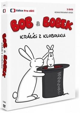 Bob a Bobek: králíci z klobouku