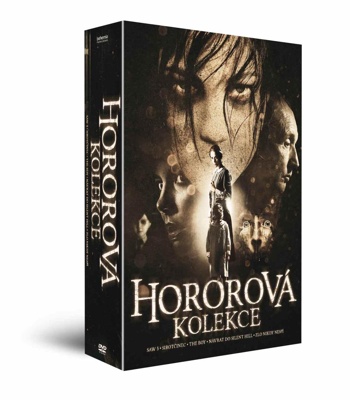 Hororová kolekce II