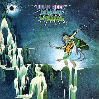 Uriah Heep - Demons And Wizards (Deluxe Edition)