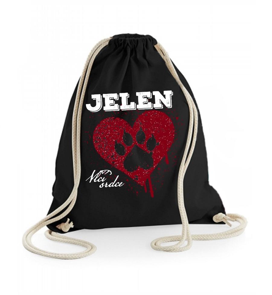 Jelen - Batoh (Vlčí srdce)