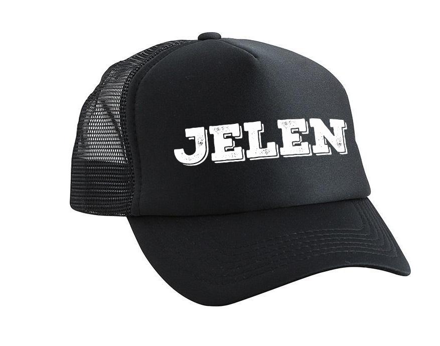 Jelen - Kšiltovka/Unisex