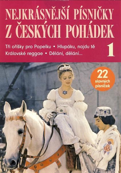Nejkrásnější písničky z českých pohádek 1