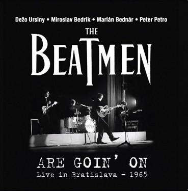 Beatmen - Are Goin On (Live In Bratislava 1965) CD