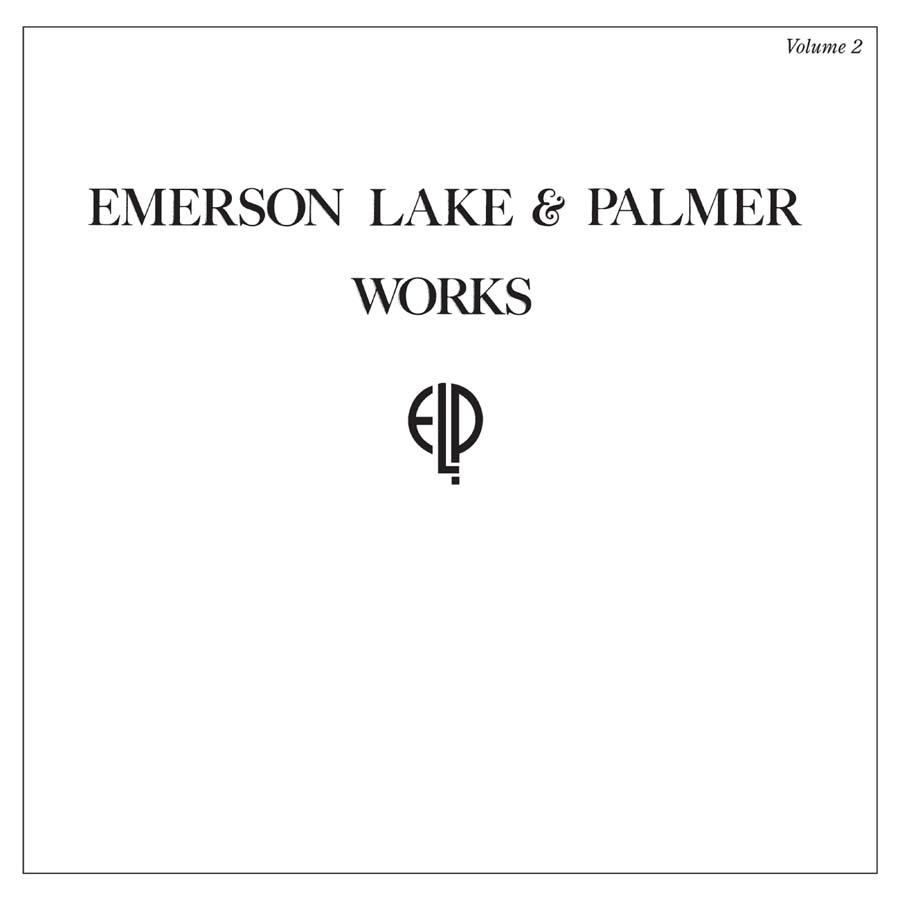 Emerson, Lake & Palmer - Works 2