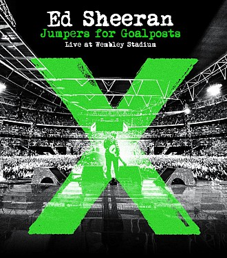 Ed Sheeran - Jumpers For Goalposts Live At Wembley Stadium