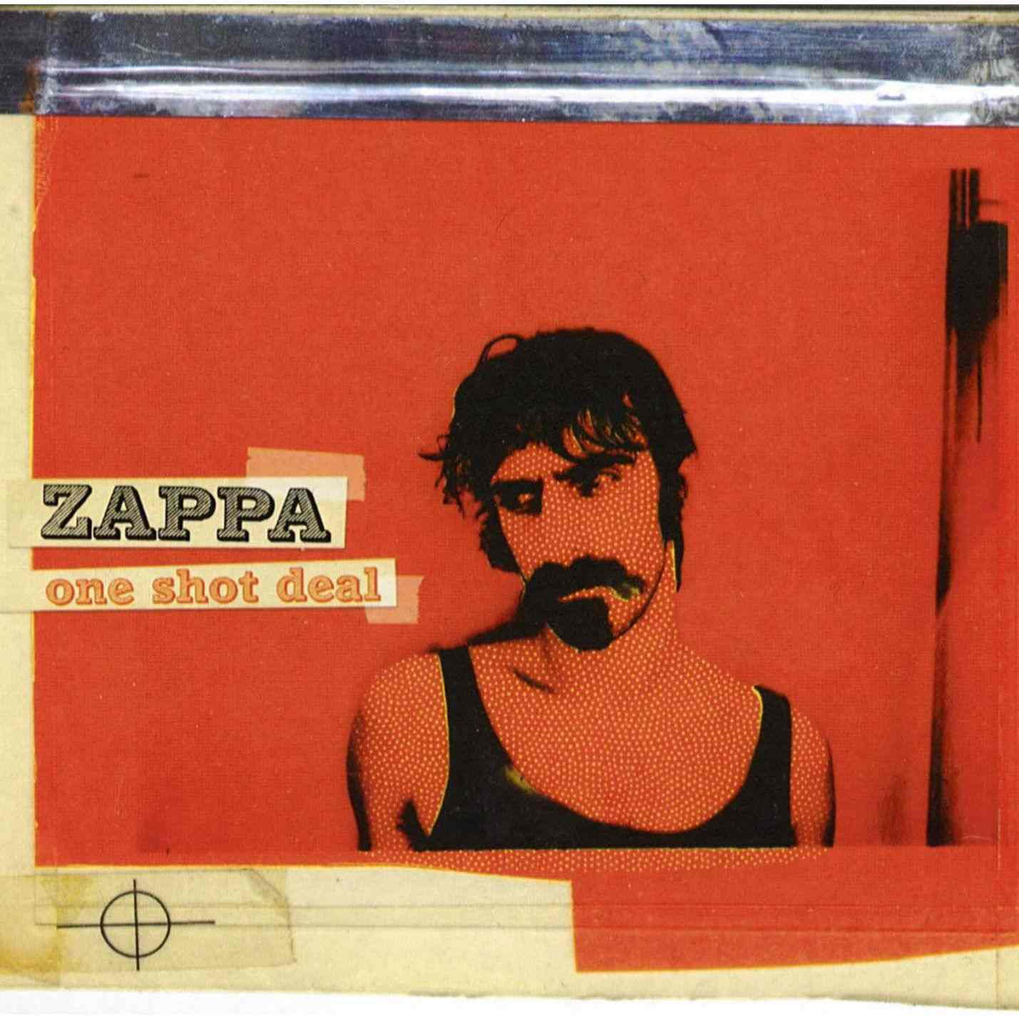 Frank Zappa - One Shot Deal - Live