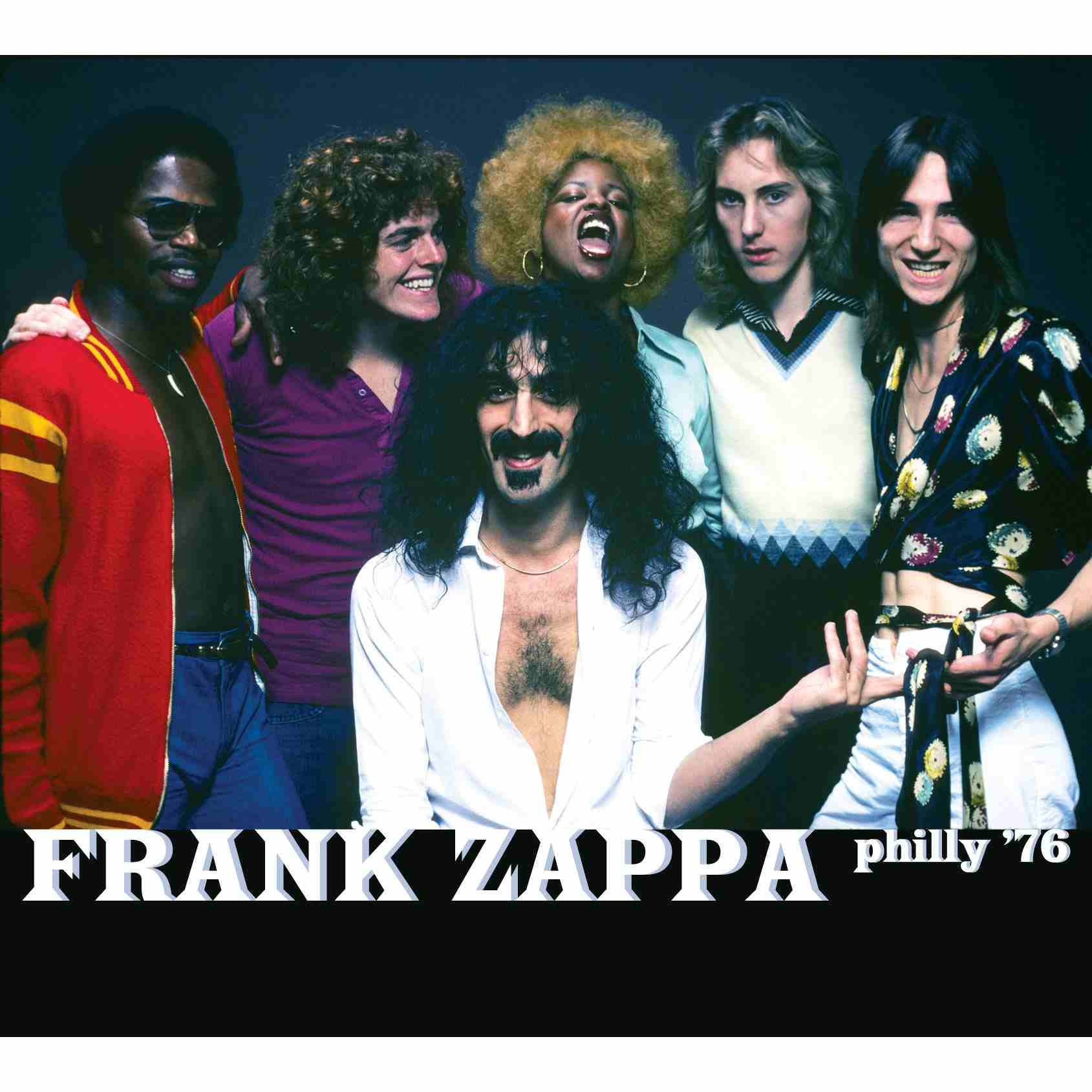 Frank Zappa - Philly'76