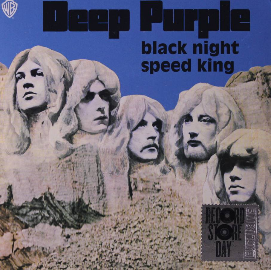Deep Purple - Black Night/Speed King