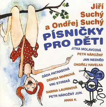 Písničky pro děti (Jiří Suchý a Ondřej Suchý)